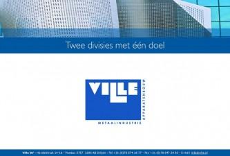 Ville Metaalindustrie logo